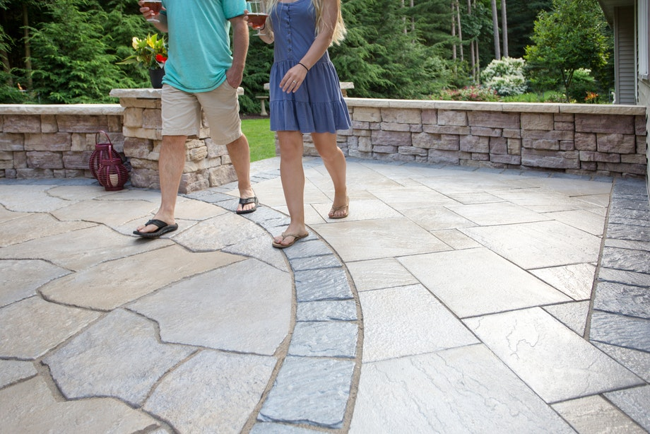 dimensional flagstone   the rock place