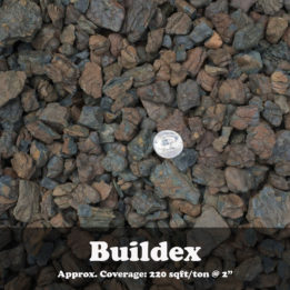 Buildex, Brown, shale, ground cover, landscaping, omaha, elkhorn, multicolor, decorative