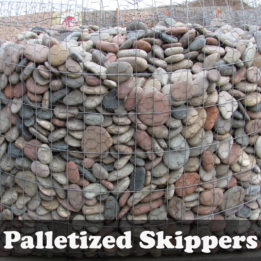 Palletized Skippers-Small-Flat-Omaha-Elkhorn-Painting-Decorative-Smooth