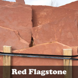 Red Flagstone-Patio-omaha-elkhorn-stepping stones