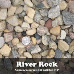 River Rock, Standard River Rock, River Rock Elkhorn