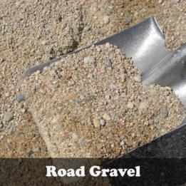 Road Gravel that is a sand gravel mix-Omaha-Elkhorn-Gravel