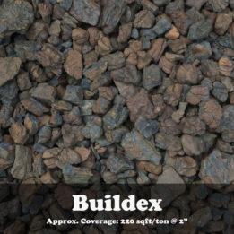 Buildex, Brown, shale, ground cover, landscaping, omaha, elkhorn, dark, decorative