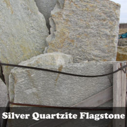 Silver Quartzite Flagstone-Shiny-Omaha-Elkhorn-NE-Natural-Stone-Stepping-Pathway-Patio
