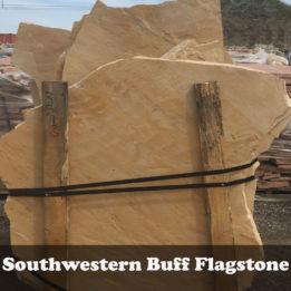 Southwestern Buff Flagstone-Omaha-Elkhorn-NE-Natural-Stone-Stepping-Pathway-Patio
