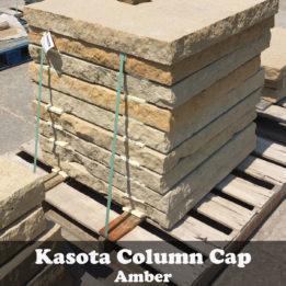 Kasota-Column-Caps-Pillar-omaha-elkhorn-limestone-amber-cut